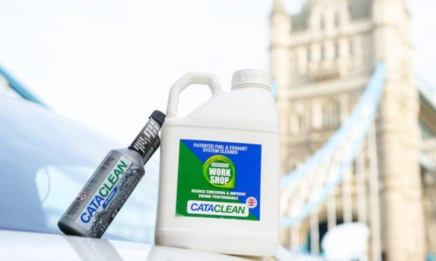 CATACLEAN: MAKING VANS CLEANER IN LONDON