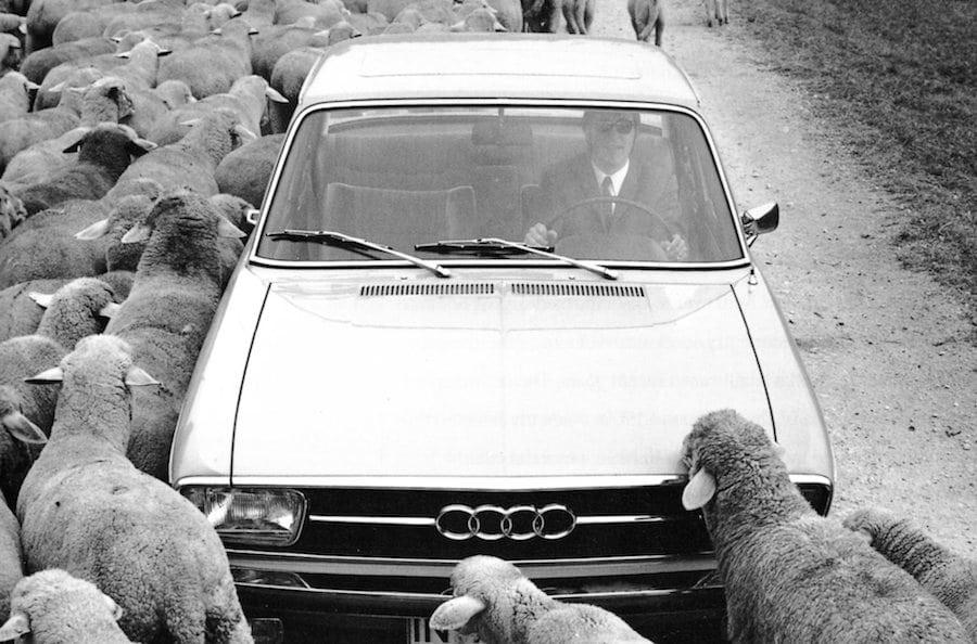 Car Parts 4 Less claim we all want an Audi