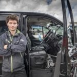 Guy Martin Builds Self Driving Van