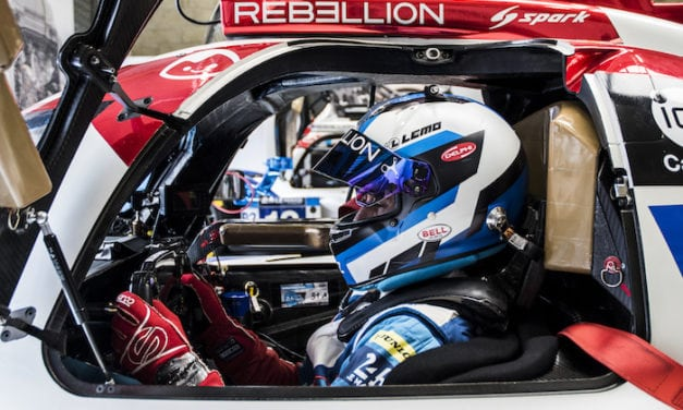 Nicolas Prost wins FIA LMP2 World Endurance Title