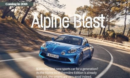 Alpine A110 is our Sportscar of the Year