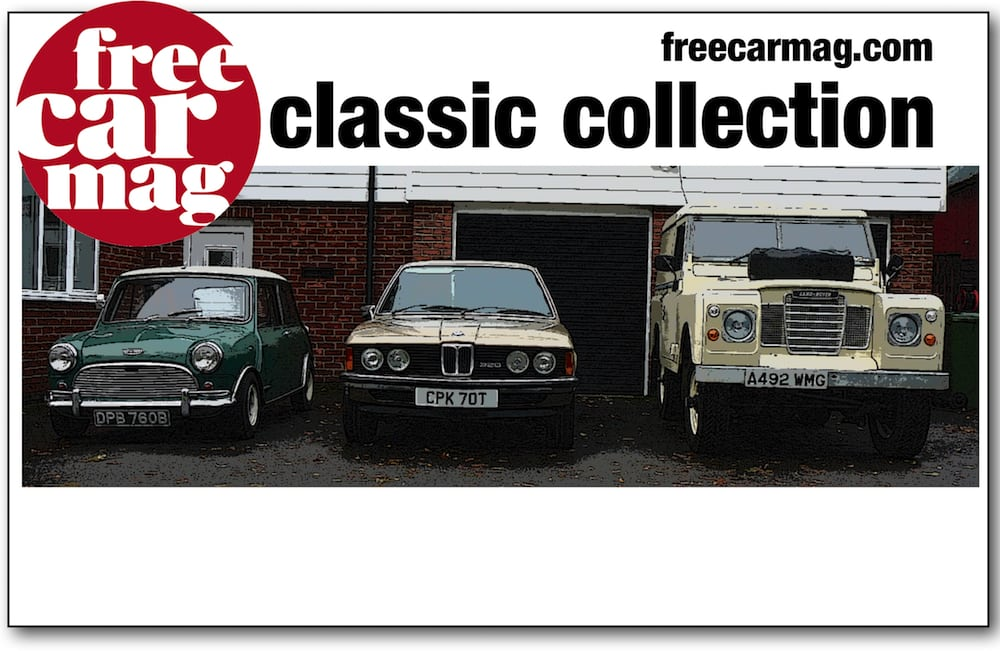 Classic Cars Archives - Free Car Mag