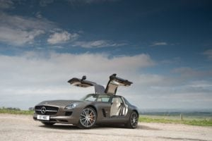 Mercedes SLS AMG preview 300x200 - TOP 10 SUPERCARS OF 2017 ACCORDING TO JBR CAPITAL