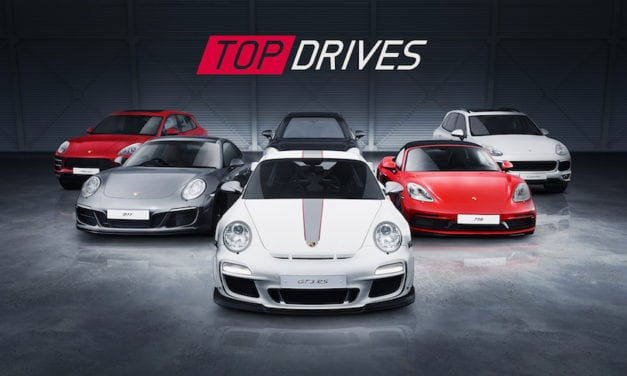 Top Drives gets 80 Porsches to play with!