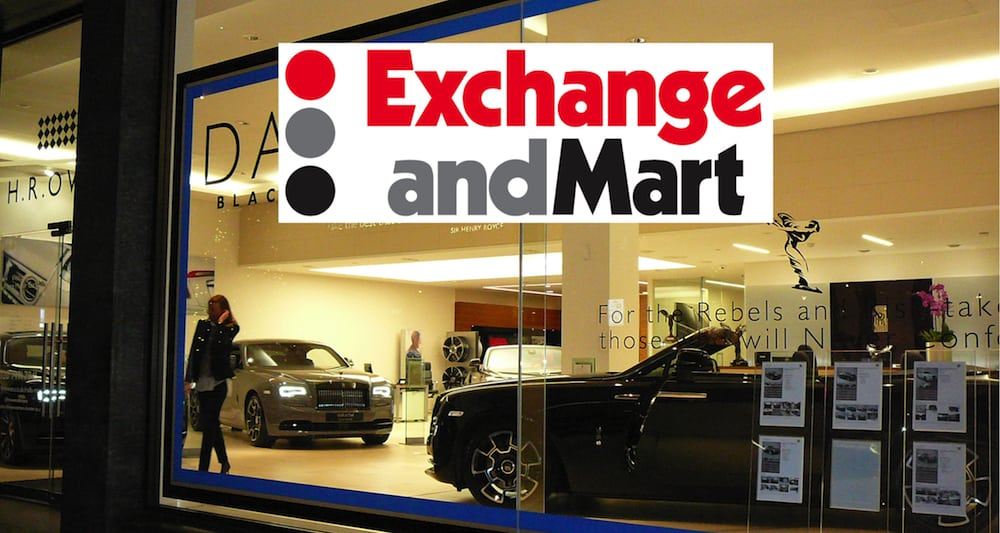 Haggle your way to a cheaper Used Car with Exchange and Mart