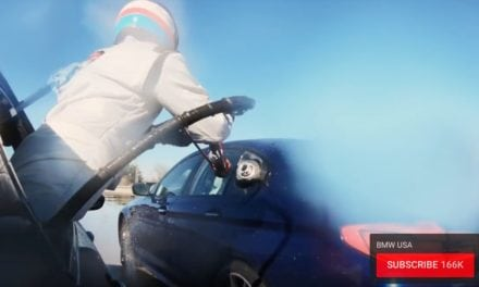 BMW M5 refuel mid-drift to take TWO GUINNESS WORLD RECORDS™ titles