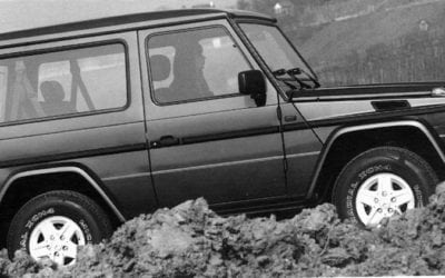 New Mercedes-Benz G-Wagen coming soon…