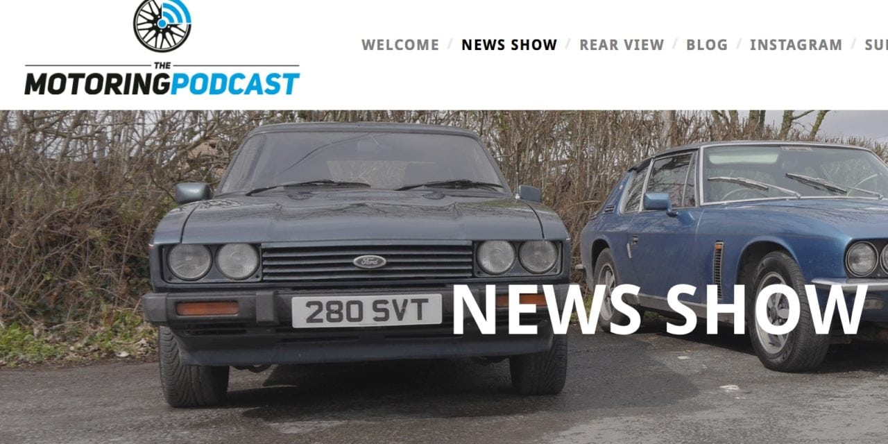 Latest Motoring Podcast