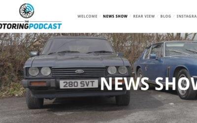Latest Motoring Podcast