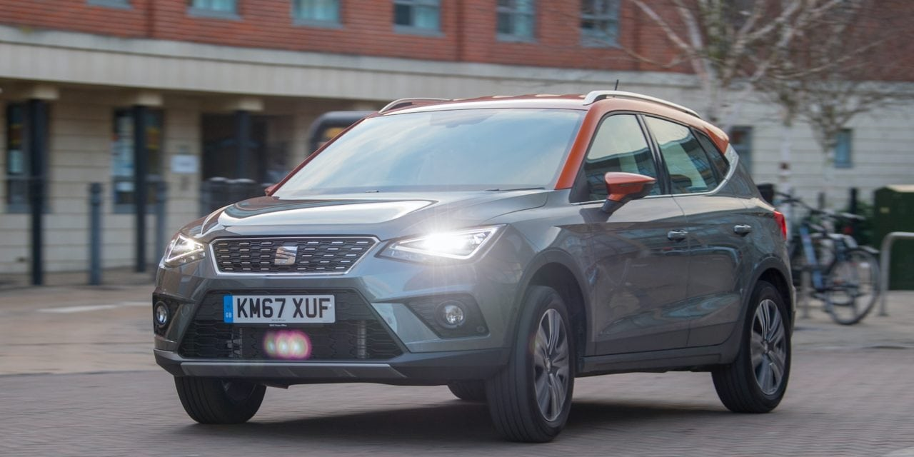 SEAT Arona – Free Car Mag love it…