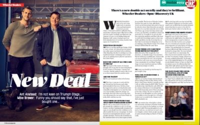 Wheeler Dealers 400x250 - Celebrities