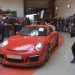 BCA say Luxury and Supercars in high demand