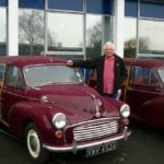 A Valentine Love letter to the Morris Minor Traveller