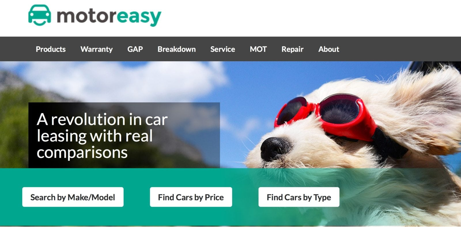 Car Leasing Search Tool
