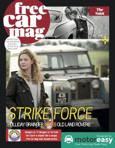 Free Car Mag Issue 58 Cover 400x516 - Free Car Mag Archive