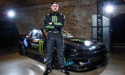 Luke Woodham Interview: the star of Gymkhana GRiD on Insight TV