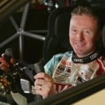 Gordon 'Flash' Shedden turns to TRACKER for peace of mind