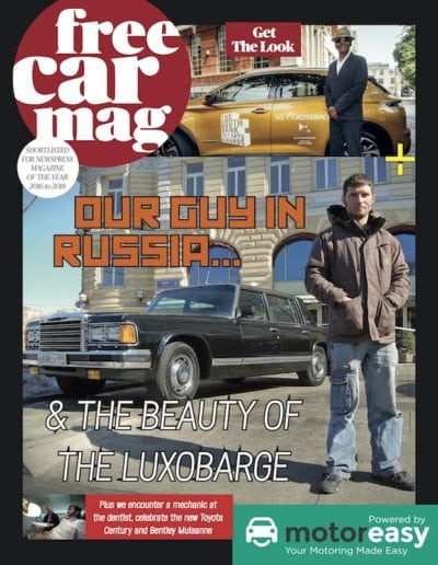 Free Car Mag Issue 62 Cover 400x516 - Free Car Mag Archive