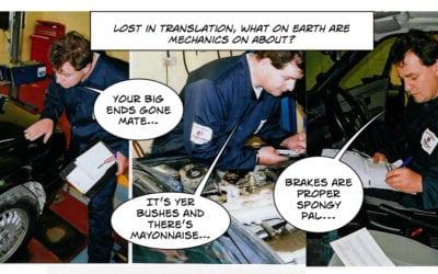 Mechanics' Jargon Explained by motoreasy