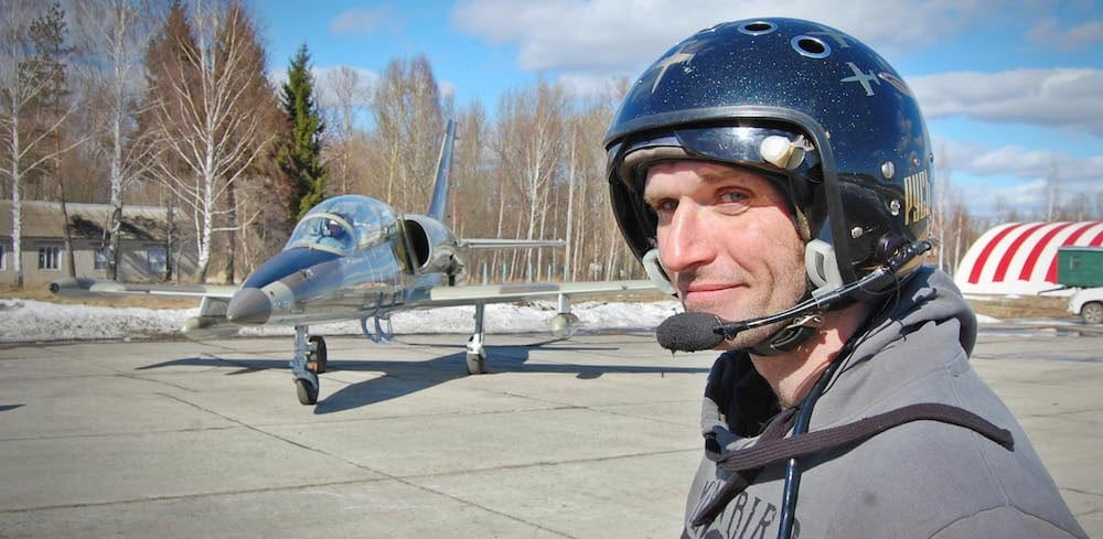 Guy Martin in Russia and on telly and coming to Free Car Mag