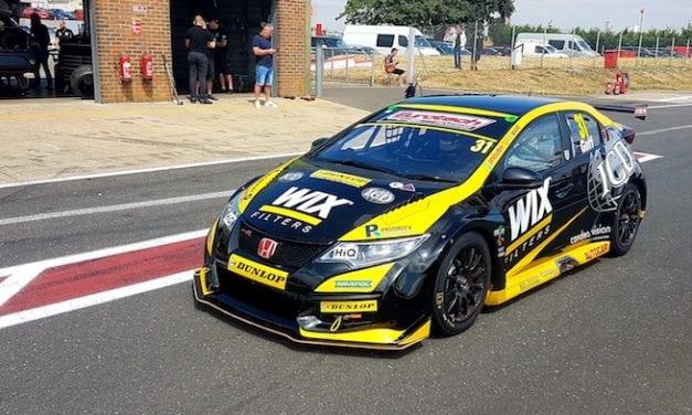 Free Car Mag at the BTCC Test Day