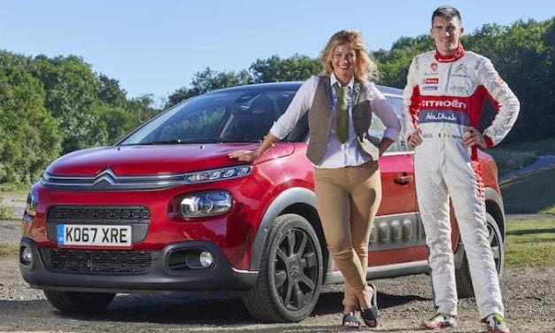 FIRST DATES COUPLES GO 'SPEED DATING' WITH CITROËN