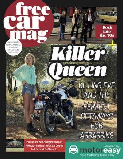 Free Car Mag Issue 65 cover 400x516 - Free Car Mag Archive