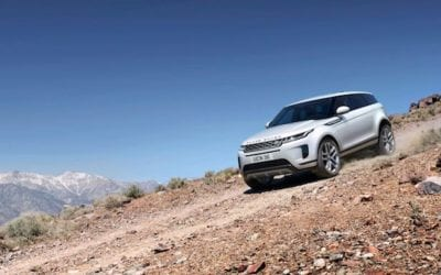 The New Land Rover Evoque