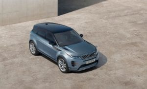 Land Rover Evoque 300x182 - The New Land Rover Evoque