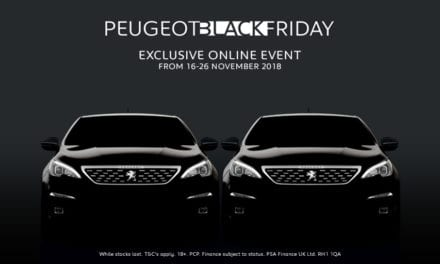 PEUGEOT 'BLACK FRIDAY' GREAT DEALS ONLINE