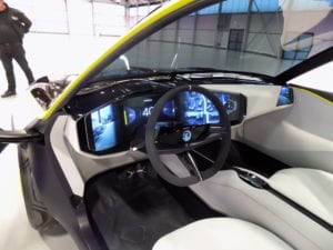 Vauxhall Experimental Inside 300x225 - Vauxhall's GT Experimental is the Future