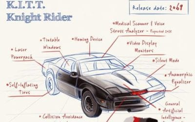 KITT cars are coming says Leasing Options
