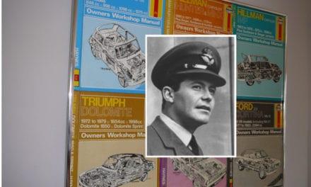 RIP John Haynes, the genius behind the Manuals