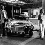 Italian Job Classics at The London Classic Car Show