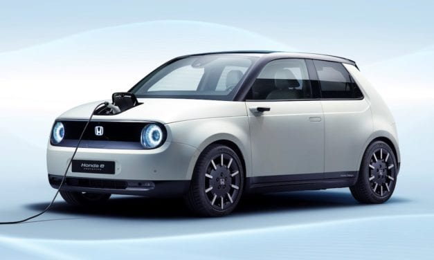 Honda is going full Electric