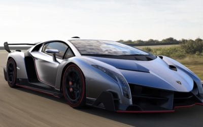 Top 10 Supercars that have appreciated according to JBR Capital