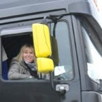 On Mother's Day put her in a Lorry say Track Days