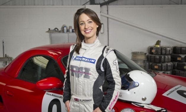 Rebecca Racer keeps it simple with motoreasy