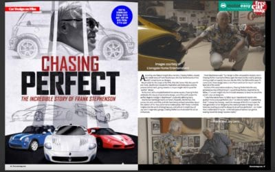 Chasing Perfect – An Interview with Frank Stephenson