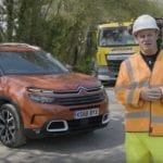 CITROËN HELPS SMOOTH OVER UK POTHOLES WITH AUSTIN HEALEY