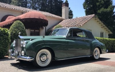 Your Chance to Buy Elizabeth Taylor's Rolls Royce