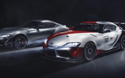 Toyota at the Goodwood Festival of Speed 2019