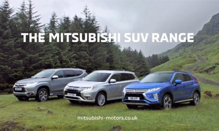 MITSUBISHI MOTORS IN THE UK LAUNCHES AMBITIOUS NEW ADVERTISING CAMPAIGN