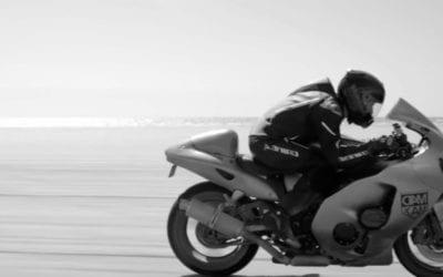 Zef Eisenberg fronts new ITV4 'Speed Freaks' show