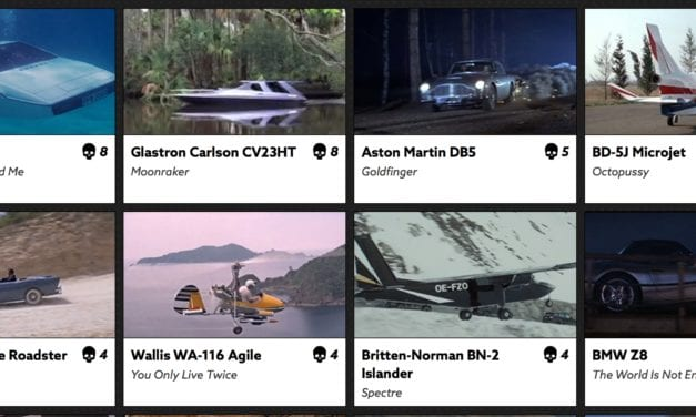 James Bond Cars, Boats and Planes – Leasing Options have all the facts and stats