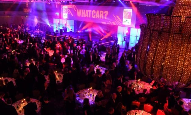 Motoreasy sponsor the What Car? Awards