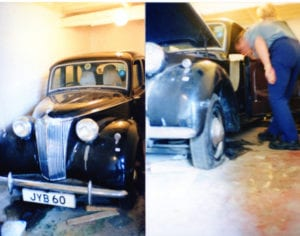 Daimler 1 300x236 - Life, Death and Daimlers - The Truth about collecting Classic Cars