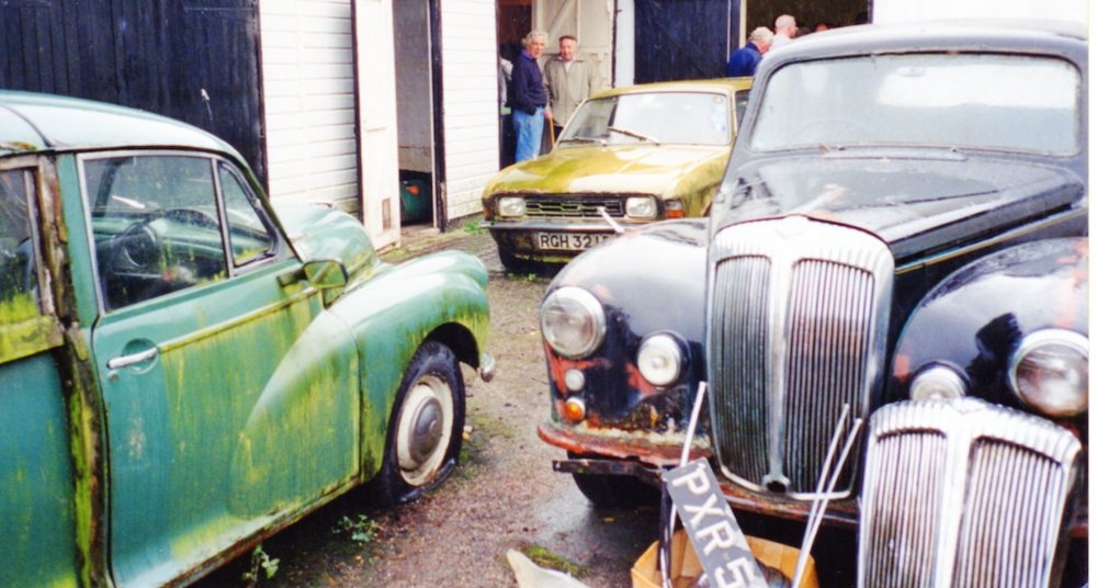 Life, Death and Daimlers – The Truth about collecting Classic Cars