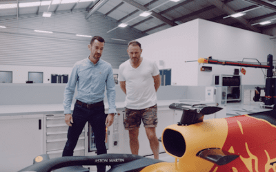 DJ Mark Knight and Esso release F1™ inspired Sound of Synergy track