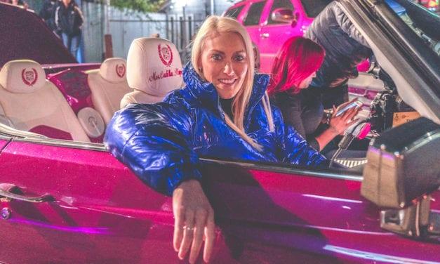 Supercar Blondie Interview